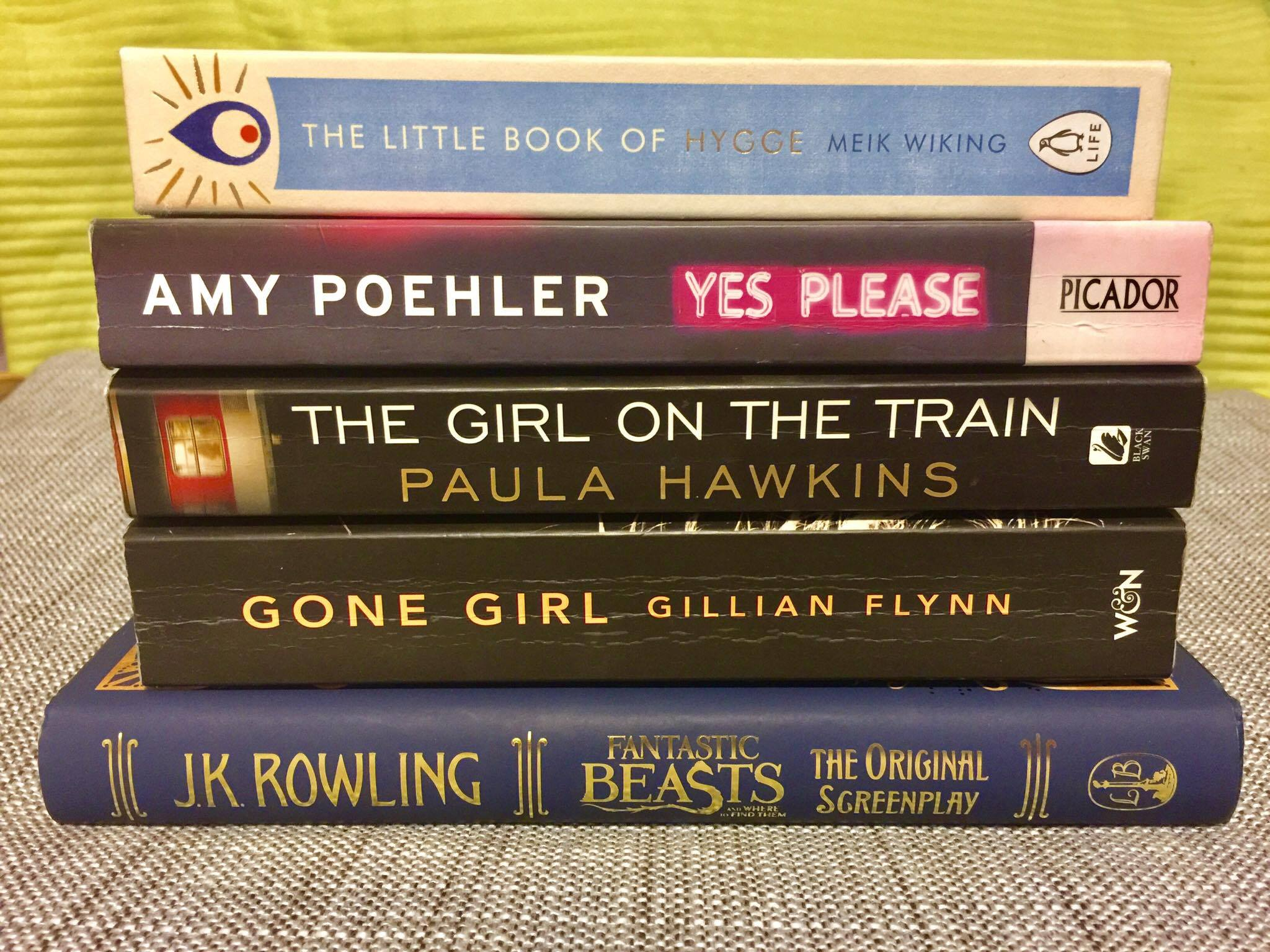Top 5 Holiday Reads