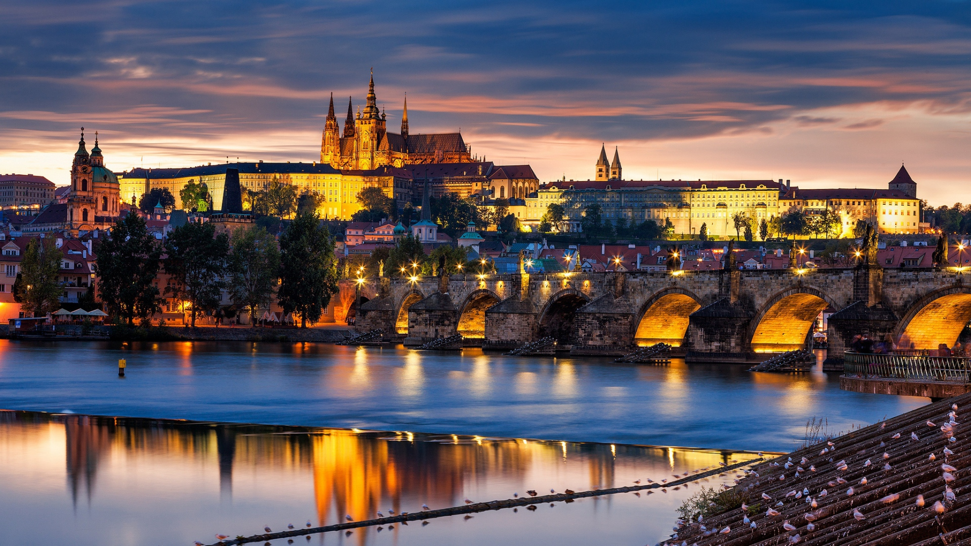 So My Best Friend is Moving to Prague