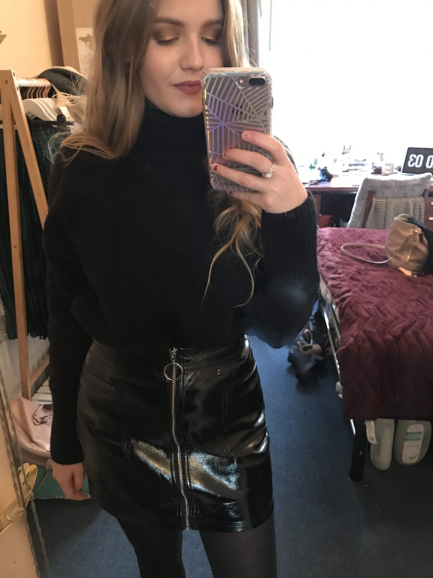 A Week in Outfits: No Jeans Edition   Blogmas Day 4