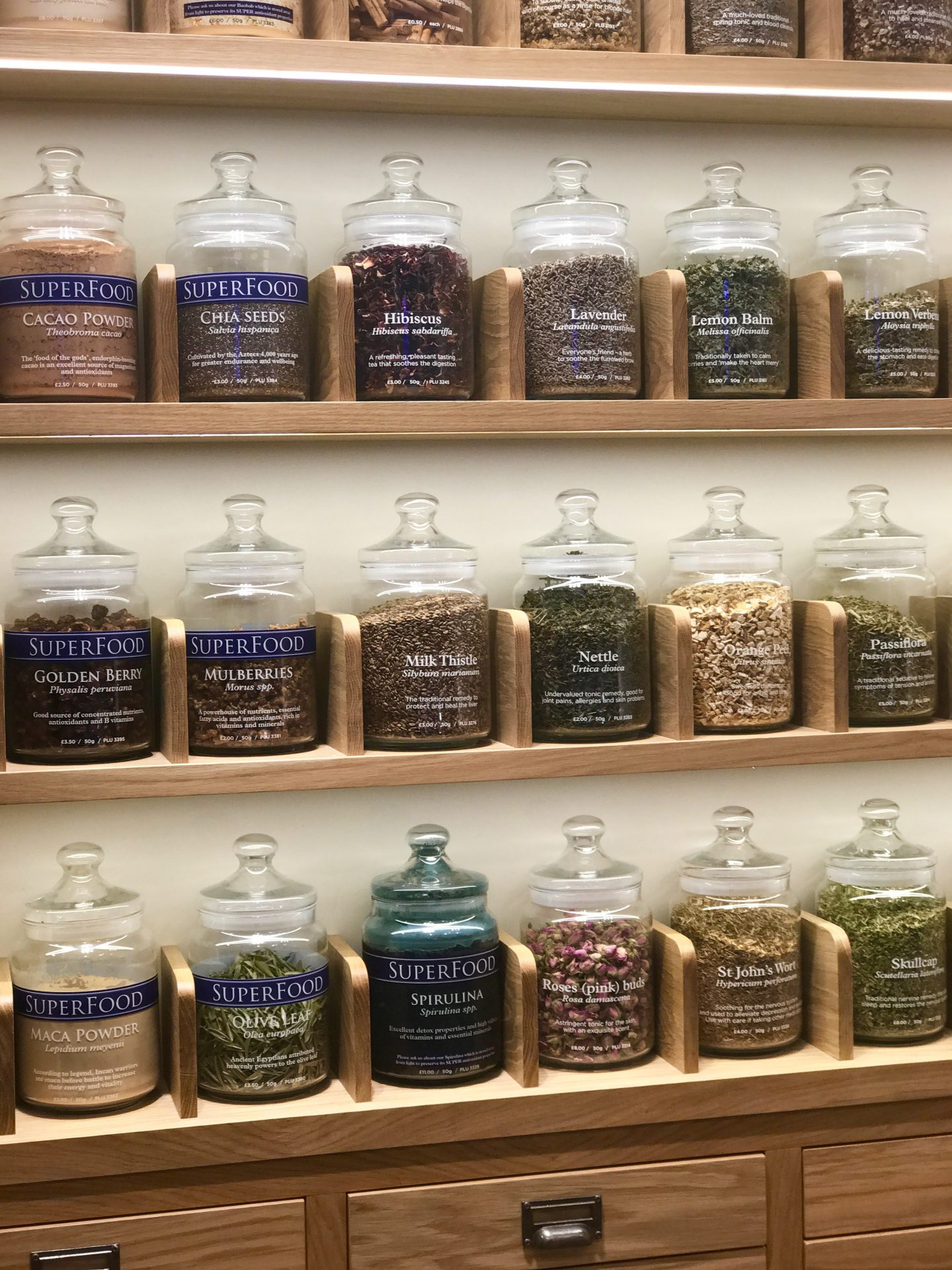 An Evening With Neal's Yard Remedies | Blogmas Day 7