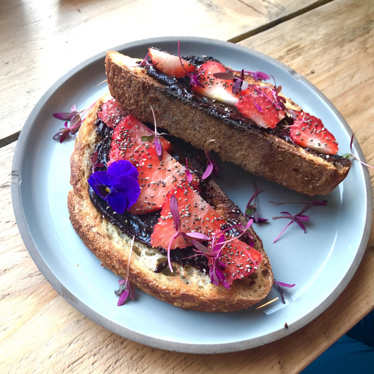 The Best Veggie Brunch In Sheffield