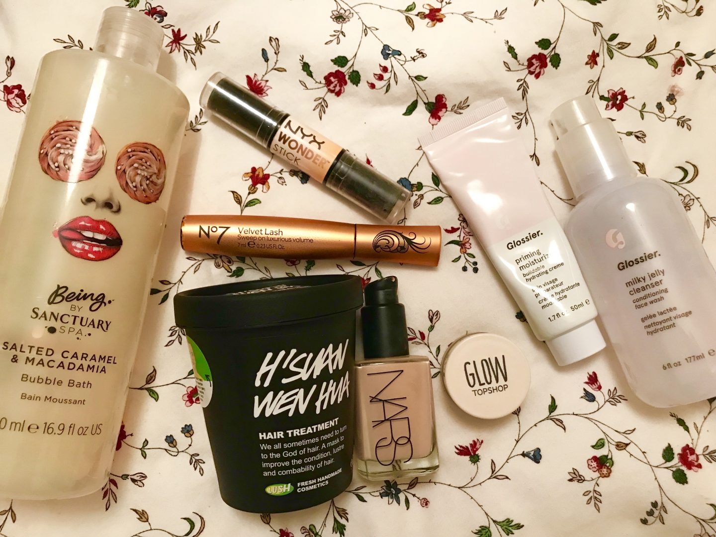 Products I'm Trying To Use Up