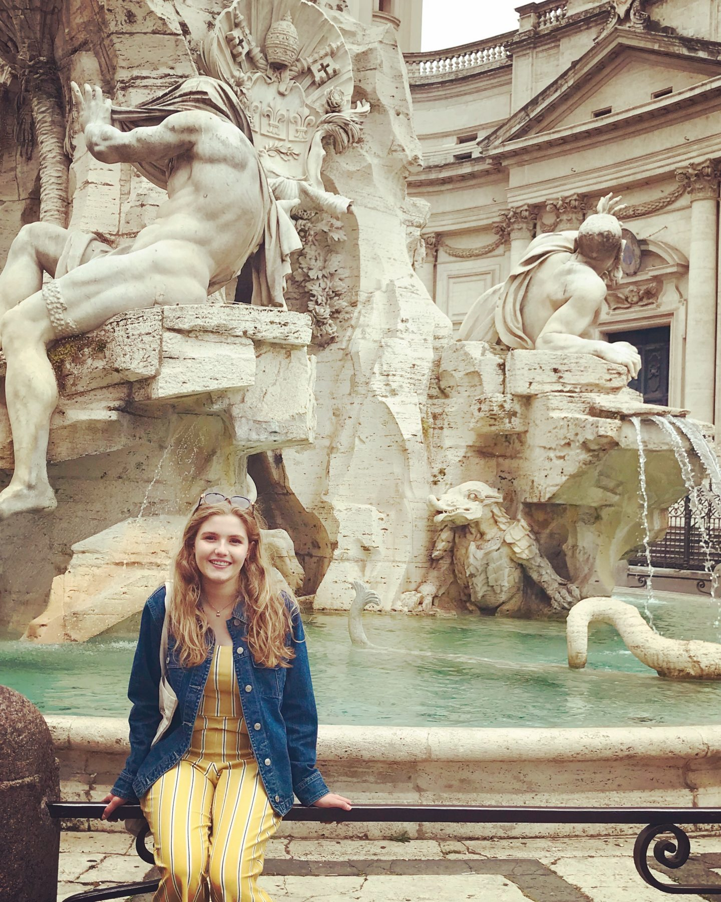 Rome fountains