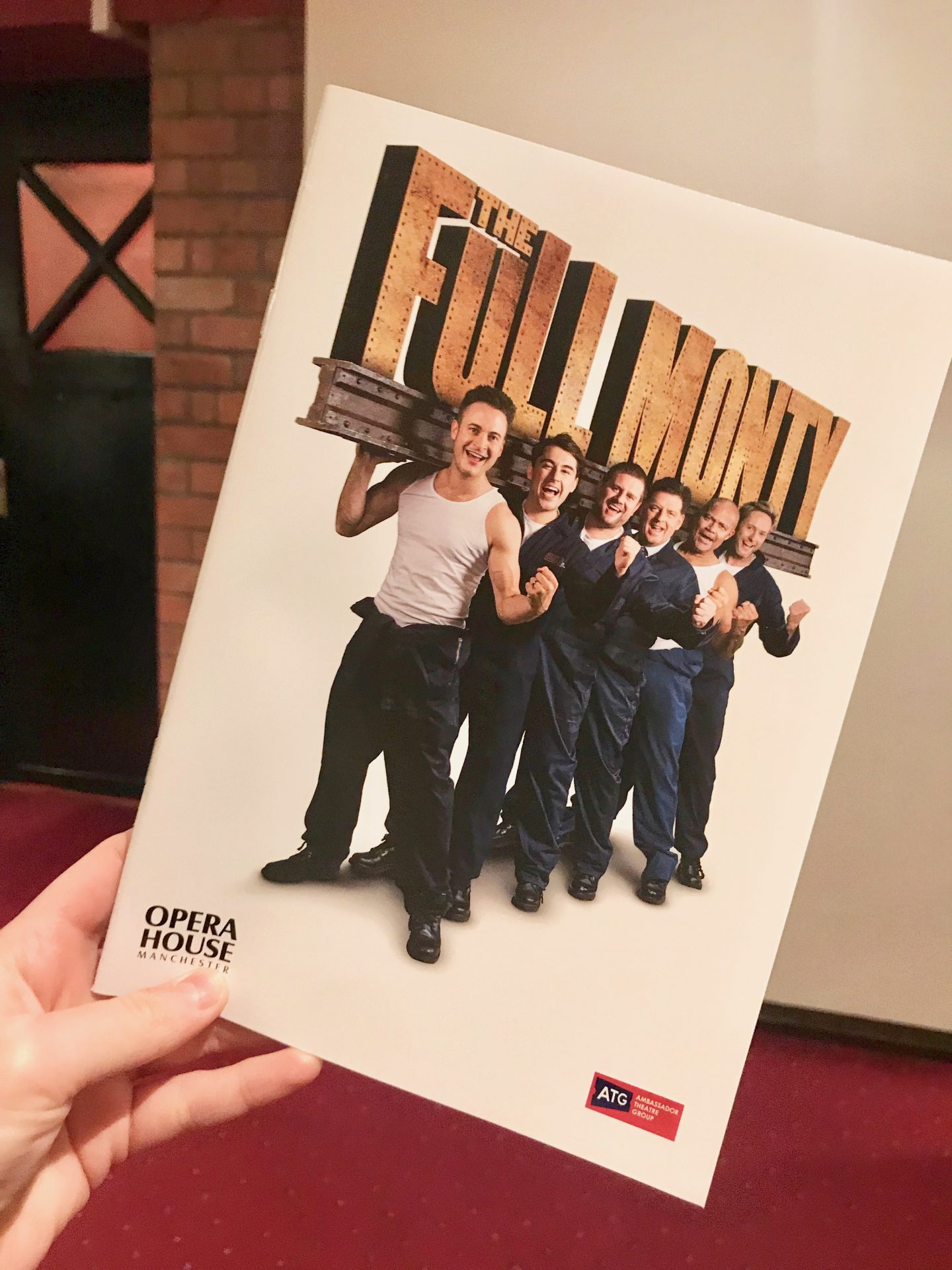 The Full Monty Review wanderingmeg