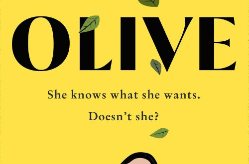 Olive Front Cover