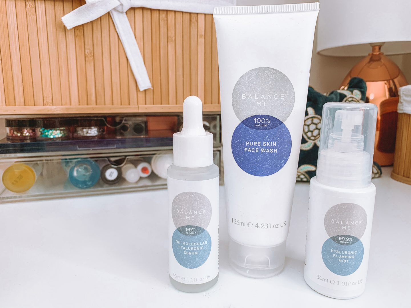 Balance Me Skincare Products Contact Wanderingmeg