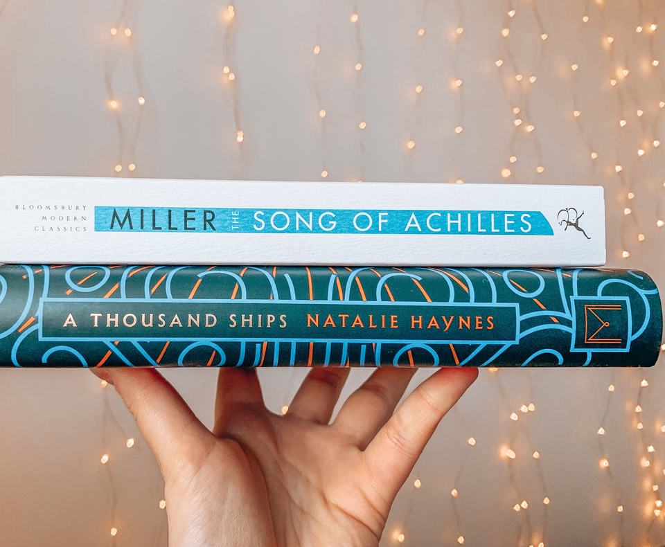 20 books to read in 2020 greek myth retellings