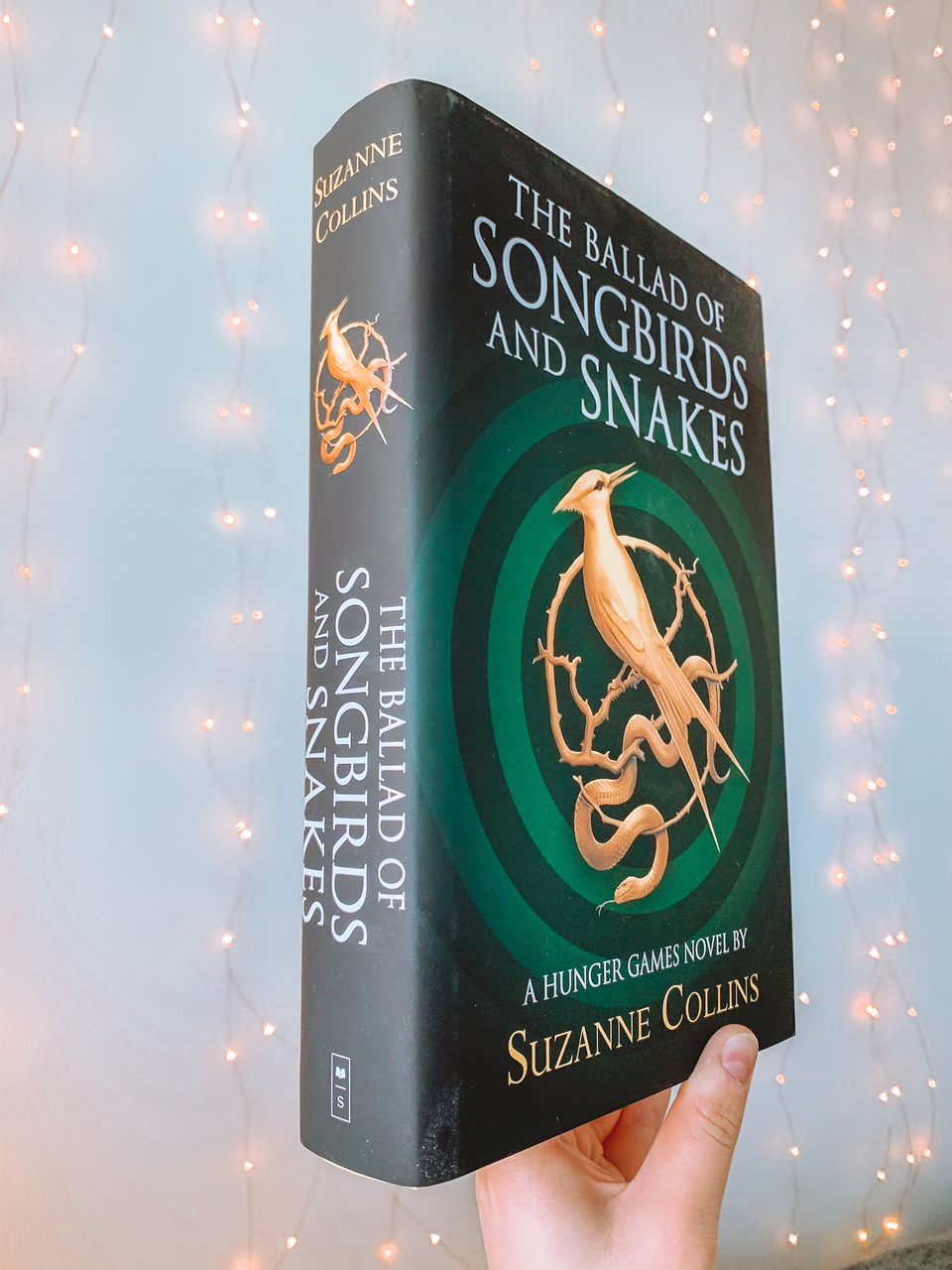 20 books to read in 2020 The Ballad of Songbirds and Snakes front cover Suzanne Collins The Hunger Games Prequel
