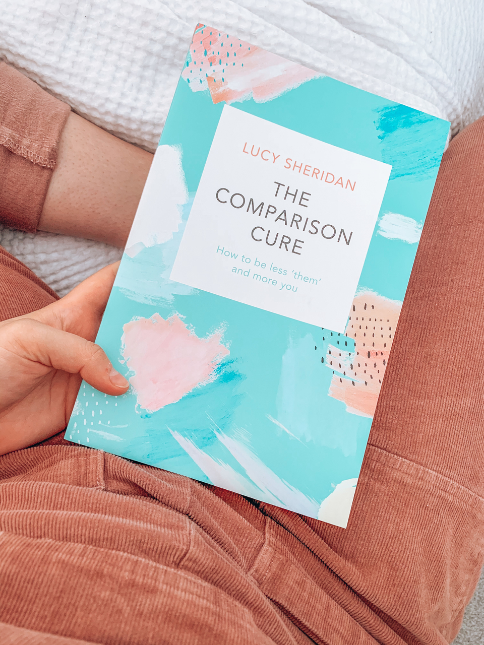 20 Books to read in 2020 The Comparison Cure by Lucy Sheridan Comparison Coach