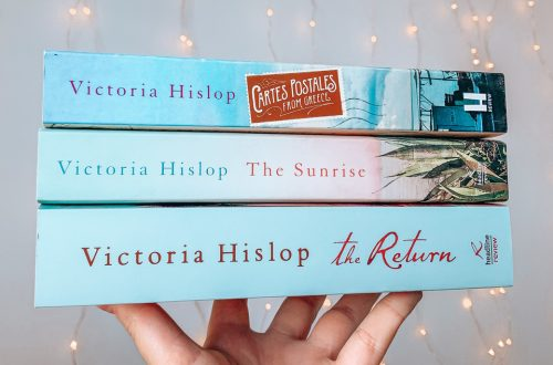 20 Books To Read in 2020 Victoria Hislop Book Stack